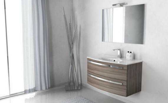 Mobili per il bagno trento ediltre for Mobili bagno bricoman